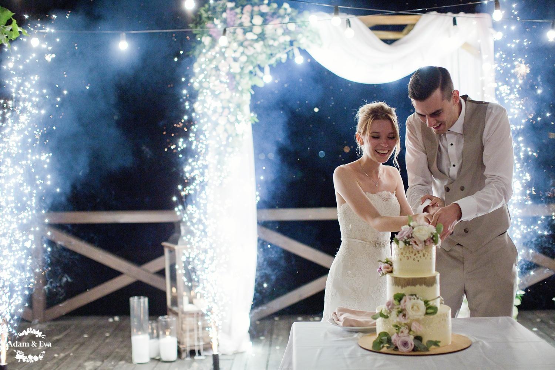 Свадебные торты в авторском дизайне – лучшее решение для оригинальной свадьбы