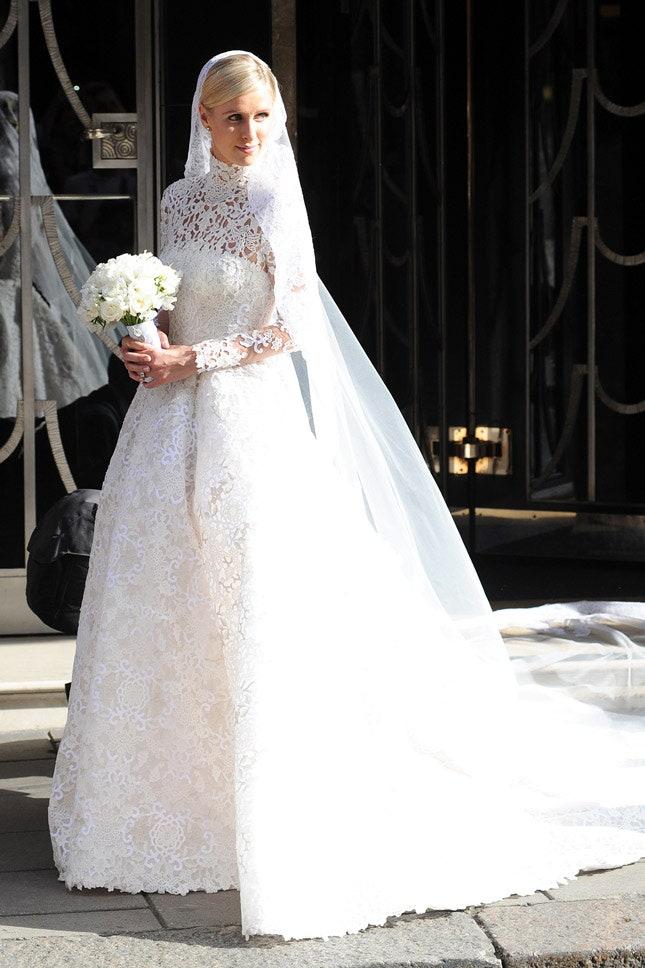 Ники Хилтон в Valentino, июль 2015