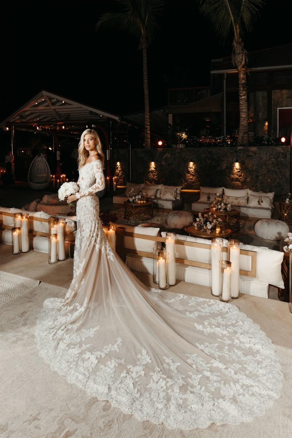 Свадебное платье Девон Виндорз